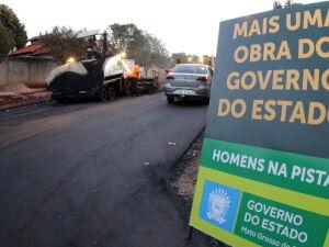 Governo divulga resultado de R$ 5,6 milhões em licitações para asfalto