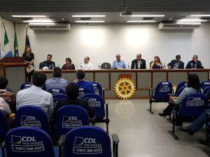 CDL lança campanha Maio Amarelo na Capital