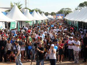 Ação Global acontece nesse final de semana em Corumbá