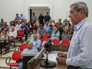 """""""Volta André"""" reúne lideranças da Costa Leste em Bataguassu"""