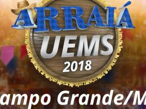 Acontece nesta quinta-feira em Campo Grande o Arraiá da UEMS