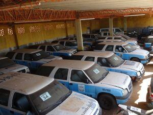 Governo do MS leiloa automóveis, caminhões e motos