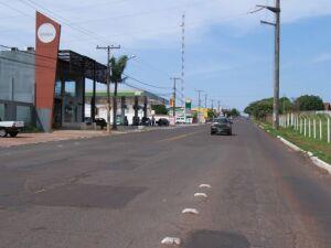 Prefeitura programa para a próxima semana recapeamento da Tamandaré