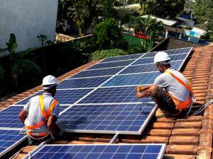 Foto curso instalador de placas fotovoltaicas