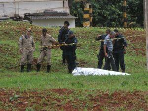 PM é assassinado em fábrica abandonada de Campo Grande