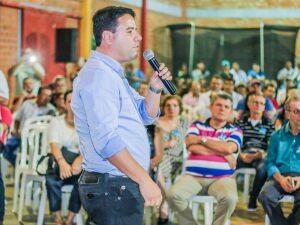 André Nezzi disputa a Prefeitura de Caarapó com apoio de dez partidos