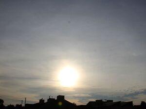 Sol e calor continuam com previsão de chuva para a tarde em MS