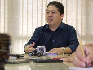 Secretário-adjunto de Fazenda, Cloves Silva