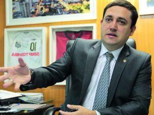 AL: MDB interessa à estratégia política da governabilidade