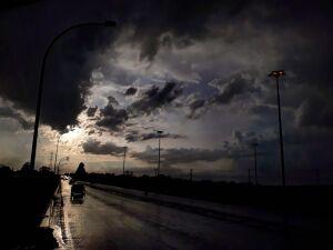 Clima é de chuva por todo o Estado