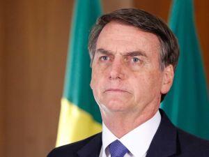 O porta-voz da Presidência, general Otávio Rêgo Barros, disse que a febre foi em torno de 38 graus
