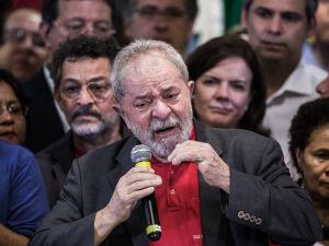 O ex-presidente Luiz Inácio Lula da Silva (PT), SP, 15.09.2016