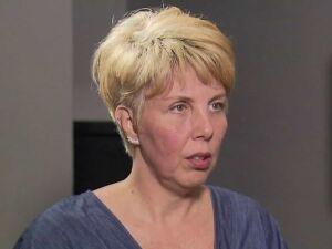 A jornalista Fernanda Chaves