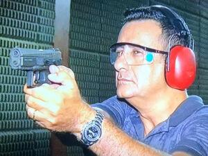 o promotor Mauro Zaque, do Ministério Público de Mato Grosso
