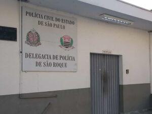 Delegacia de São Roque — interior de SP