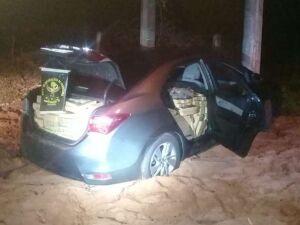 Homem contratado para levar 1 tonelada de droga até a Bahia é preso em MS