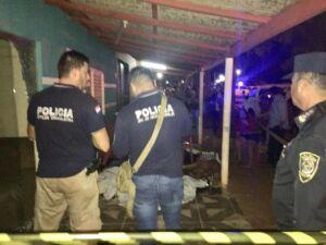 Chacina na fronteira deixa seis mortos e bebê ferido