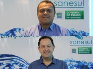 (esquerda) - Walter teve cargo na Segov na gestão tucana. (direita) - Helianey também ocupou posto da gestão Azambuja