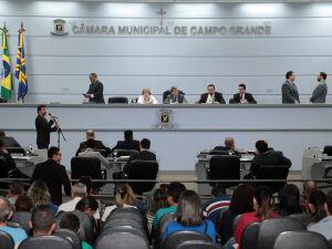 Câmara realiza audiência pública para discutir pauta nacional