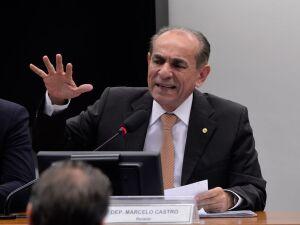 O senador Marcelo Castro (MDB-PI)