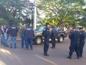 Polícia suspeita que trata-se de execução por sicário