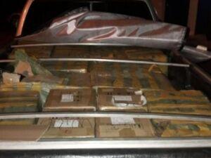 Carga de vaporizadores eletrônicos contrabandeados estava em caminhonete S10