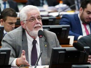 O deputado Jorge Solla (PT-BA) Pablo Valadares/Câmara dos Deputados