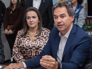 O prefeito de Campo Grande, Marquinhos Trad