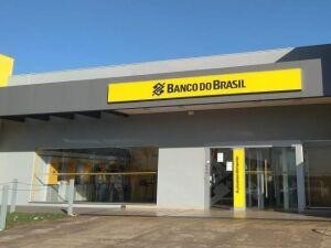 Fachada de uma das agências do Banco do Brasil que os criminosos agiam