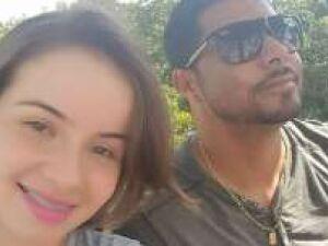 Carolina Gonçalves, de 21 anos, e Marley de Sousa Rego, de 35, morreram após a queda do paramotor que era pilotado por ele em Caldas Novas