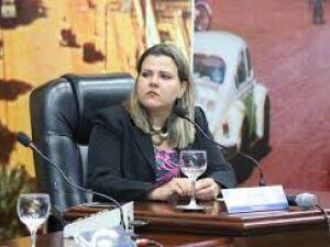 Daniela Hall propôs CPI na Saúde