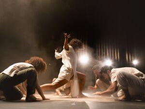 Grupo de dança da Capital leva espetáculos e oficinas às escolas municipais