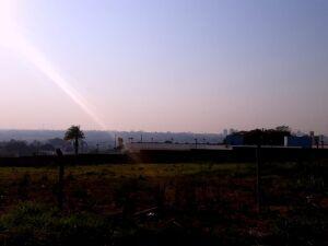 Região nas proximidades do CMO em Campo Grande