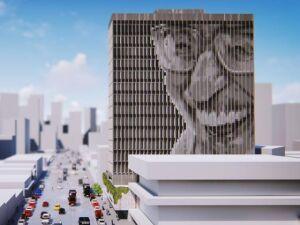 Projeto para adequação do prédio do Hotel Campo Grande para receber moradias faria homenagem ao poeta Manoel de Barros