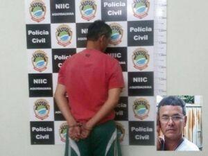 Pai de rapaz que matou filho afogado foi preso por estupro