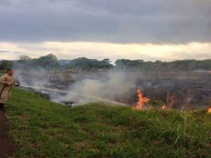 Sem previsão de chuva em MS, população deve tomar cuidado com riscos de queimadas