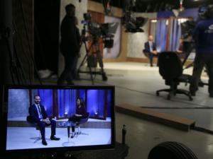 Eduardo Bolsonaro na TV Brasil
