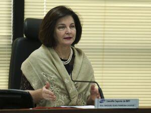 No último dia no cargo, procuradora-geral da República, Raquel Dodge, pede a federalização do caso Marielle Franco - Arquivo/Agência Brasil