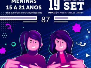 Prefeitura de Campo Grande em parceria com Google Play abre concurso de game para mulheres