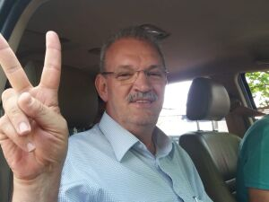 O secretário estadual de Saúde, Geraldo Resende