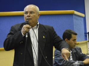 José Lucas da Silva - Pres. Feintramag