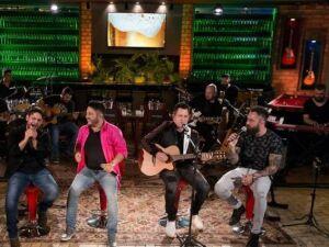 No Laucídio Coelho, Bruno e Marrone e Jorge e Matheus dividem o mesmo palco.