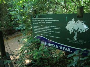 Córrego Joaquim Português se junta ao Desbarrancado para formar o Prosa