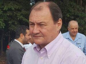 Miglioli foi secretário de Estado de Infraestrutura em MS e candidato tucnao ao Senado em 2019