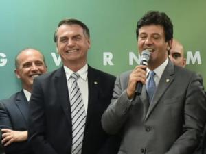 Jair Bolsonaro e Mandetta