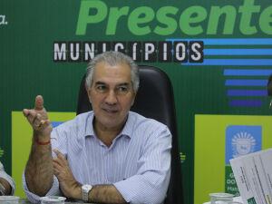 Governador é investigado pela PF em inquérito que tramita no STJ e está com os bens bloqueados para garantir o ressarcimento dos cofres públicos