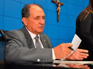 Mais pobre: deputado admite erro e devolve dinheiro público gasto de forma irregular (Foto: Luciana Nassar/ALMS)