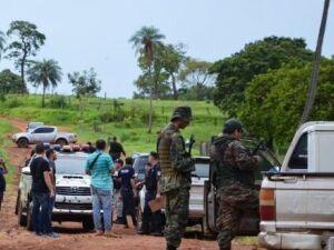 Suspeitos pedem US$ 100 mil para libertar família sequestrada na fronteira