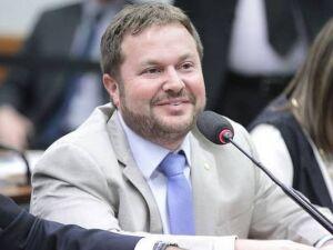 O deputado federal Marcos Soares (DEM-RJ)