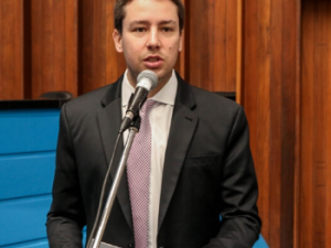 O deputado estadual, João Henrique (PL)